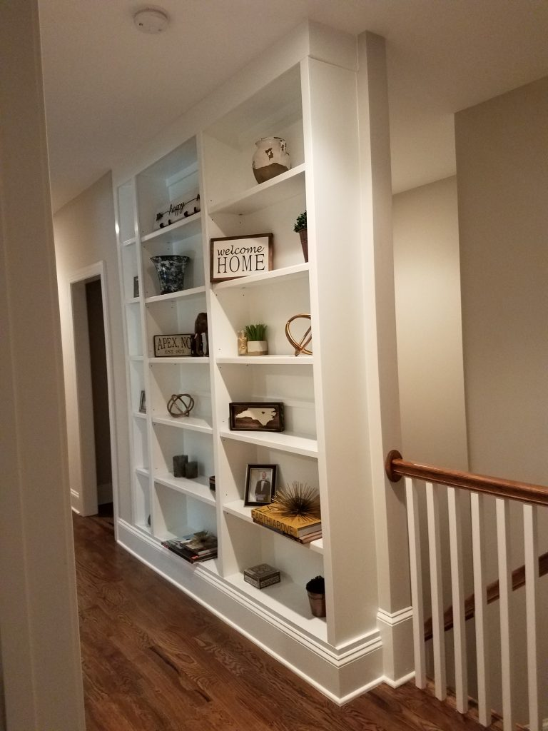 TC Book Shelves