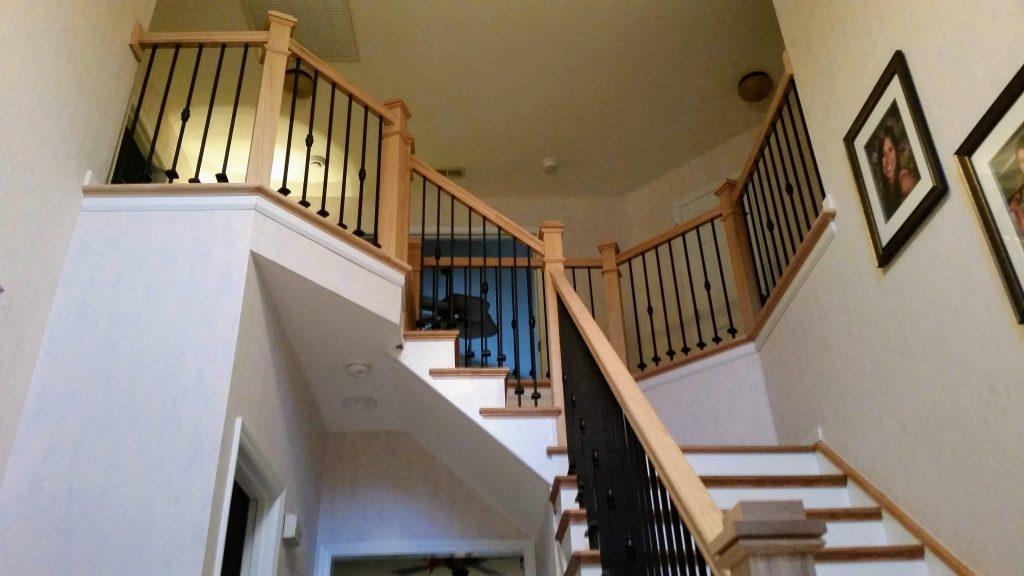 Wake Forest Custom Stairs