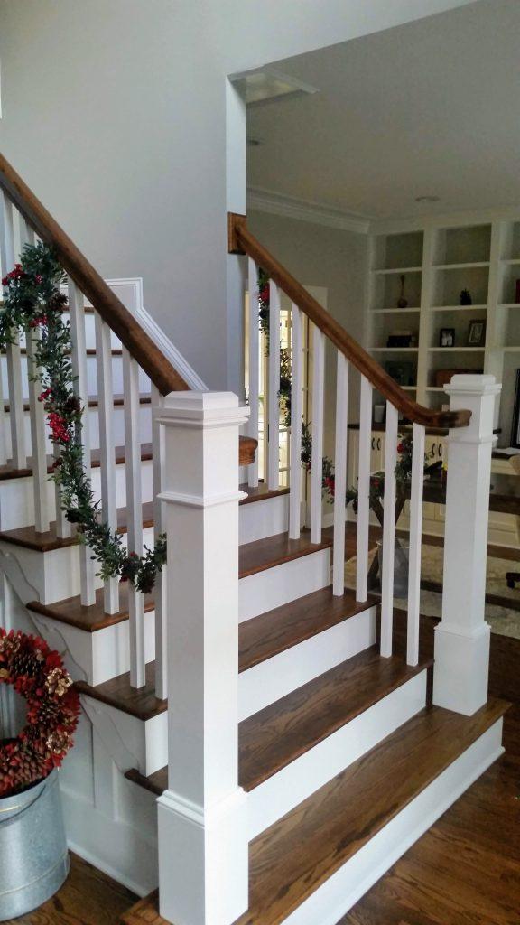 Cary Custom Stairs