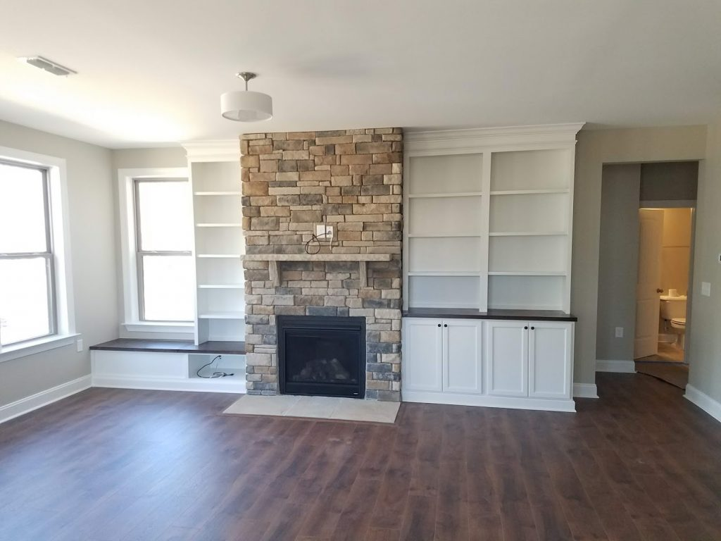 Fireplace Builtins
