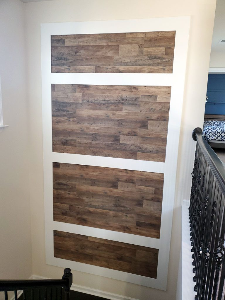 Accent-Wall-Triangle-Crafts