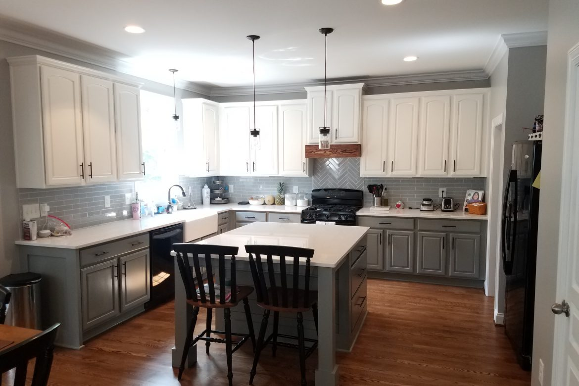 Holly Springs Kitchen Remodel