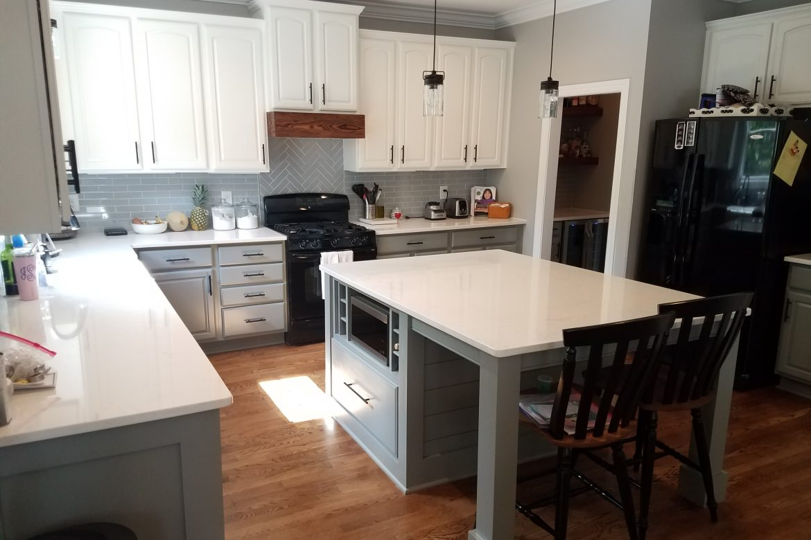 Holly Springs Kitchen Remodel 2